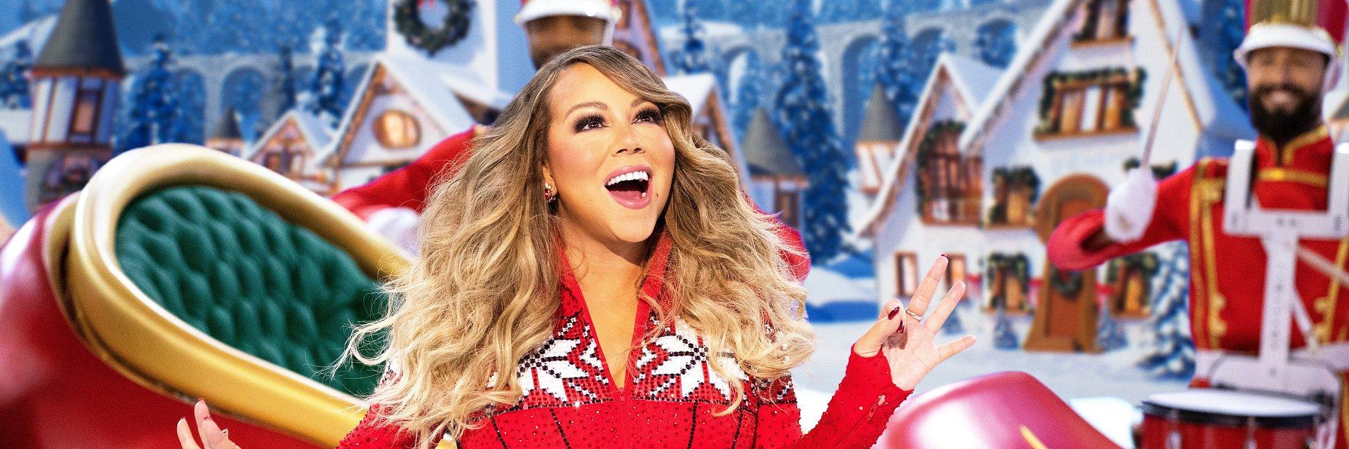 "Prezentujemy ""Mariah Carey's Magical Christmas Special"""
