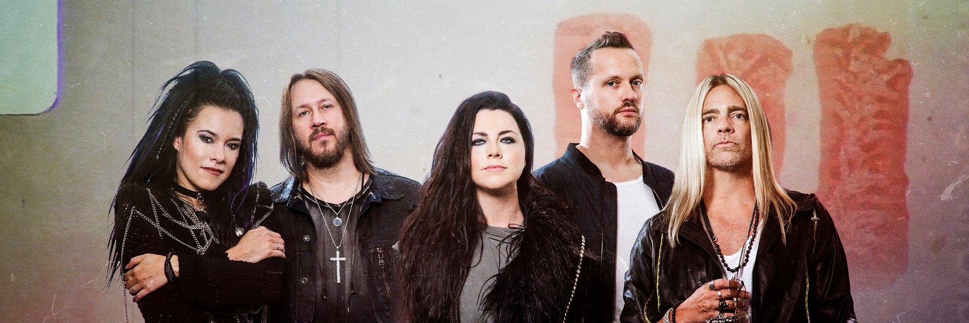 """Rusza przedsprzedaż Evanescence """"The Bitter Truth"""""""