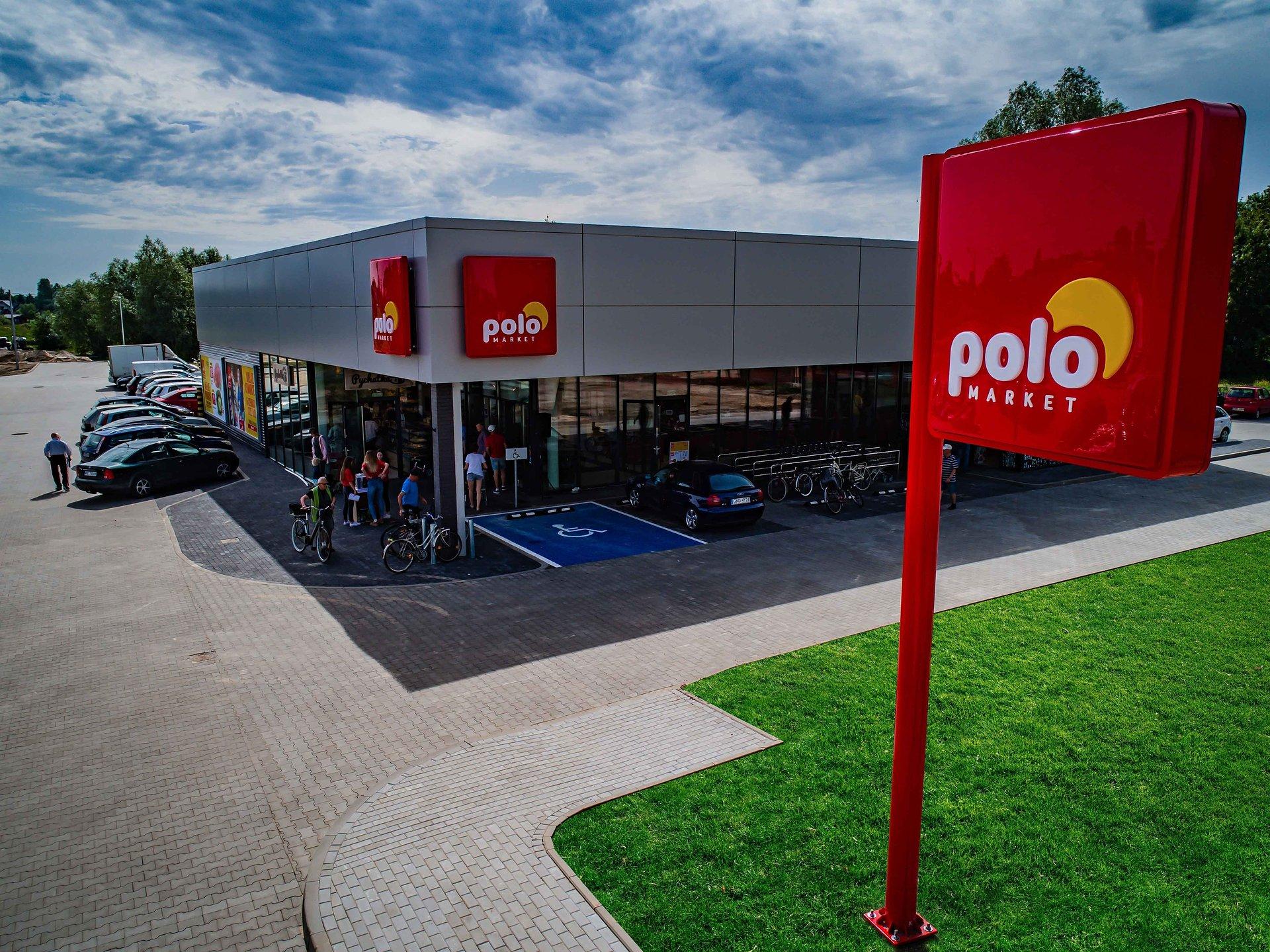 POLOmarket otworzył swój trzeci sklep w Głogowie