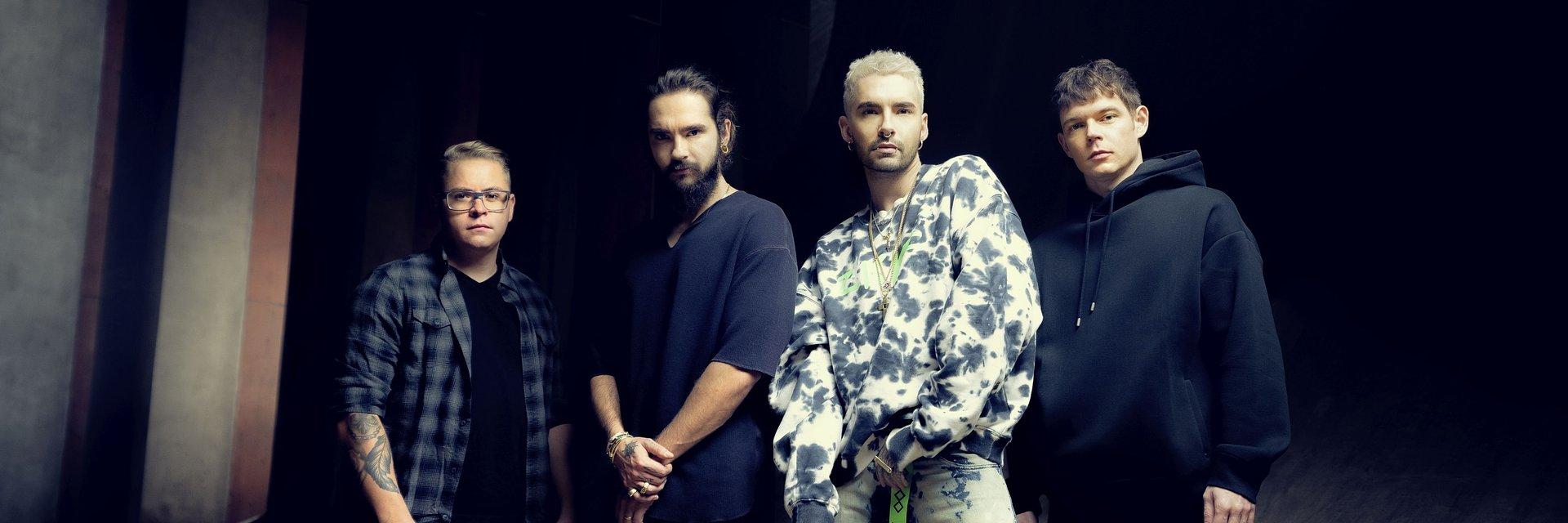Tokio Hotel odwiedzą Polskę!