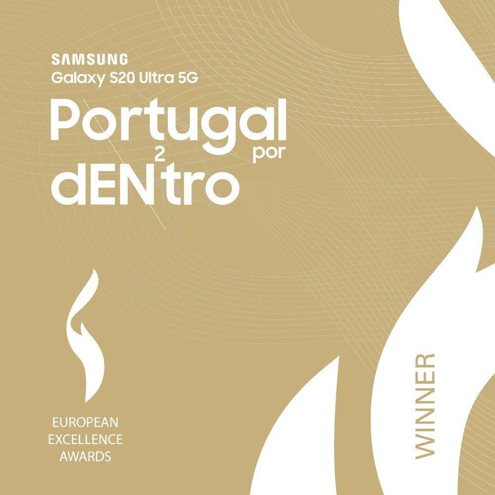 Lift vence Excellence Awards com Samsung