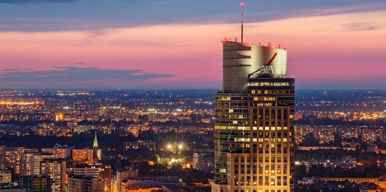 Warsaw Trade Tower zarządzany przez Globalworth