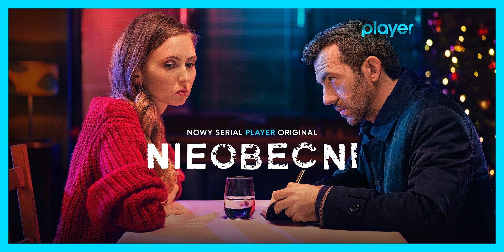"""""""Nieobecni"""" - premiera najnowszego serialu Player Original już 29 grudnia!"""