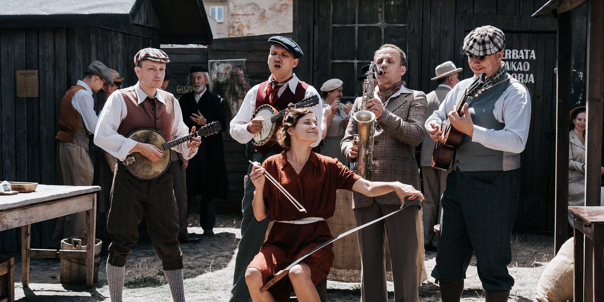 KRÓL: muzyka w serialu - ATANAS VALKOV i JAN EMIL MŁYNARSKI