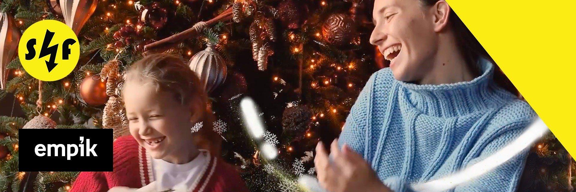 Scholz & Friends Warszawa dla Empik z kampanią świąteczną