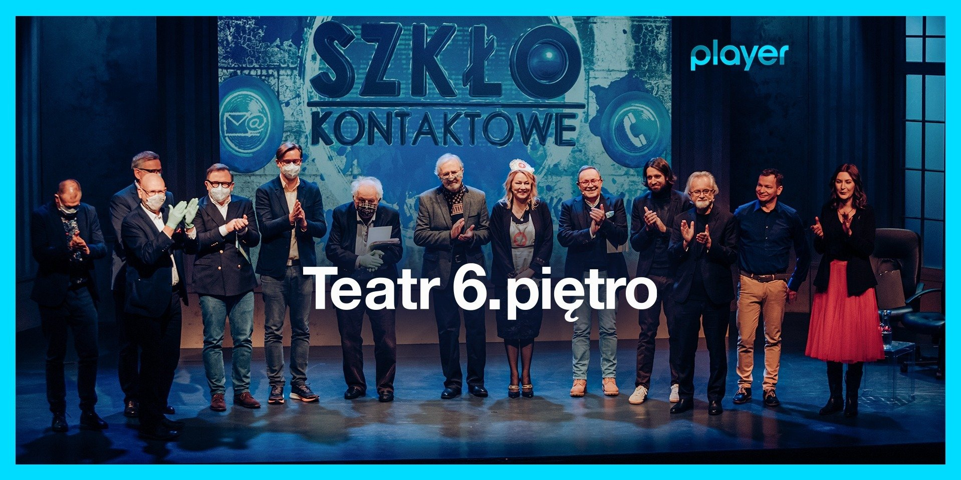 """Player wraz z Teatrem 6. piętro inaugurują nowy projekt """"6. piętro w Twoim domu"""""""