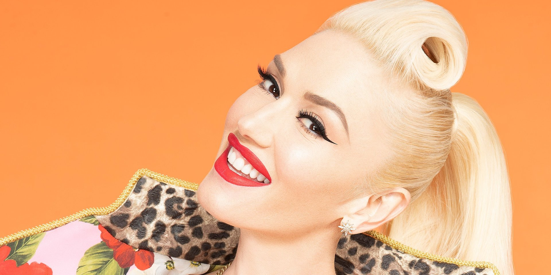 Gwen Stefani przedstawia się na nowo