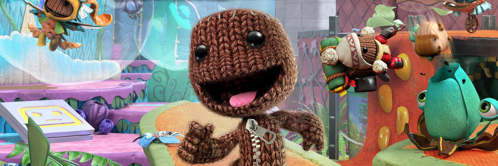 Sackboy: A Big Adventure (Original Soundtrack)