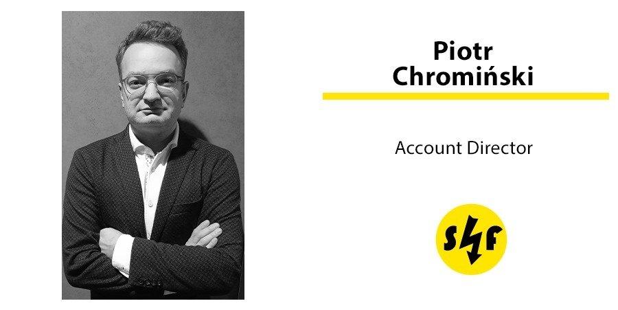 Piotr Chromiński poprowadzi zespół obsługi klienta w Scholz & Friends Warszawa