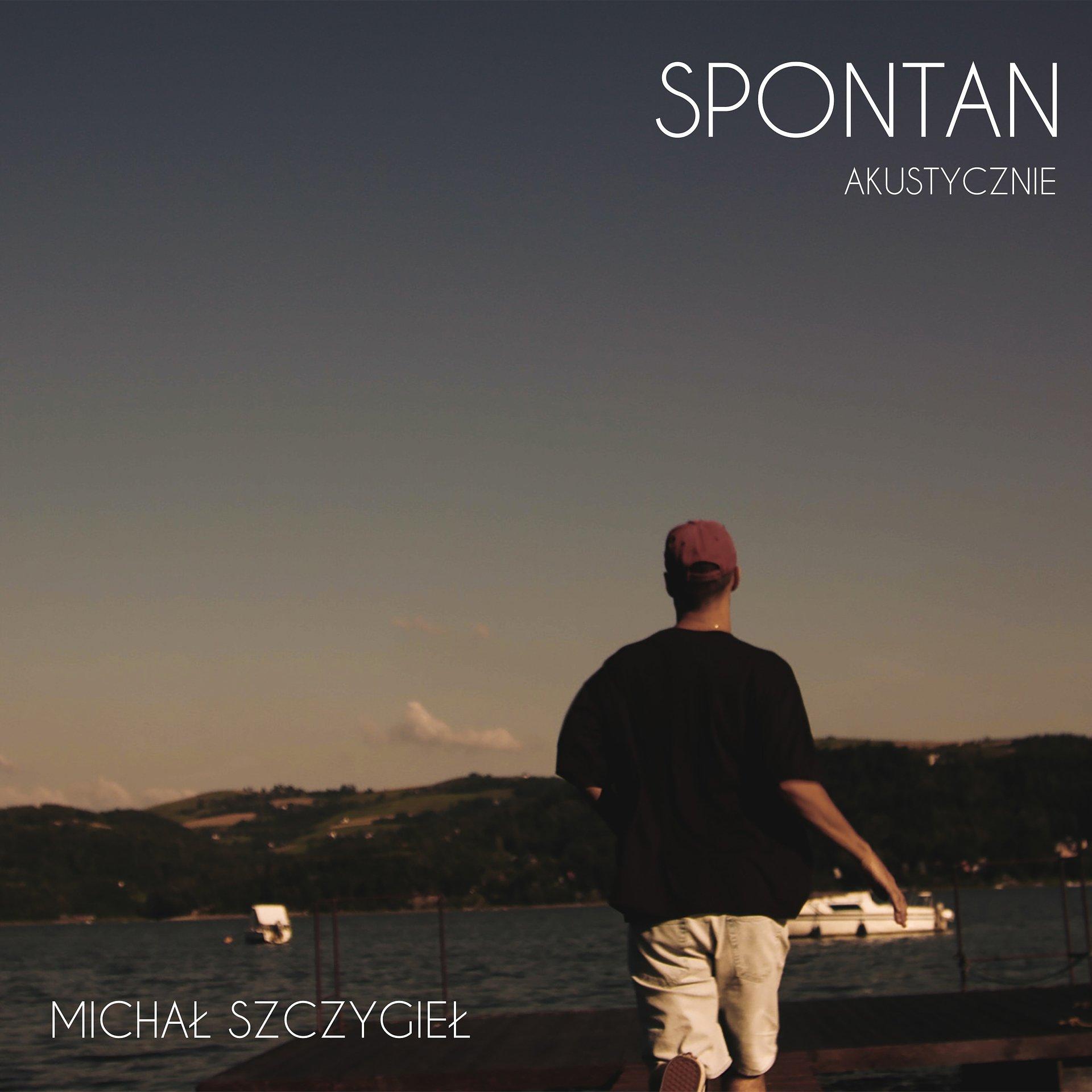 Michał Szczygieł ze spontanicznym akustykiem