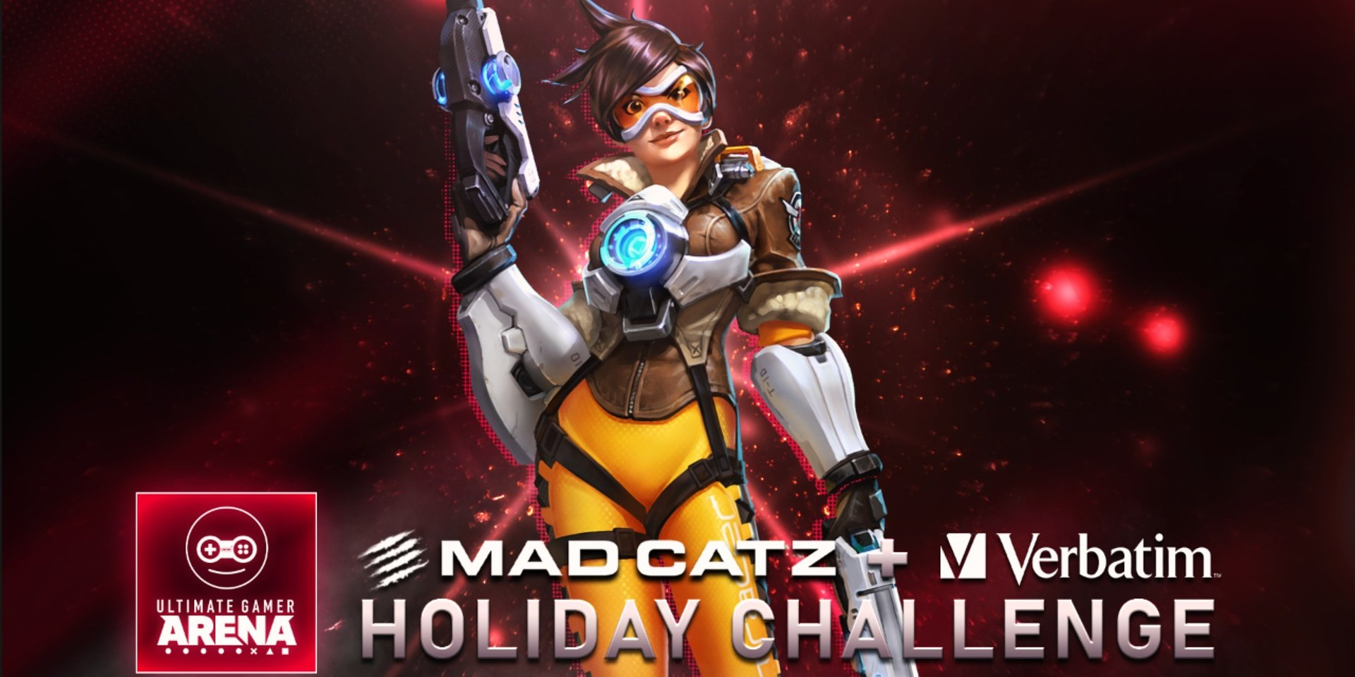 Ultimate Gamer Partners With Verbatim/Mad Catz to Bring Cash Prizes to Gaming Community