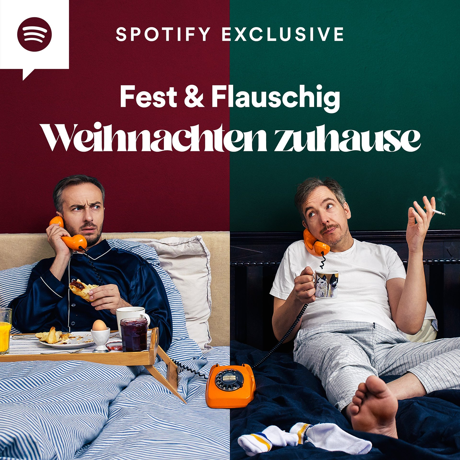 Fest & Flauschig Live – Weihnachten zuhause: Digitaler Weihnachtszirkus am kommenden Samstag