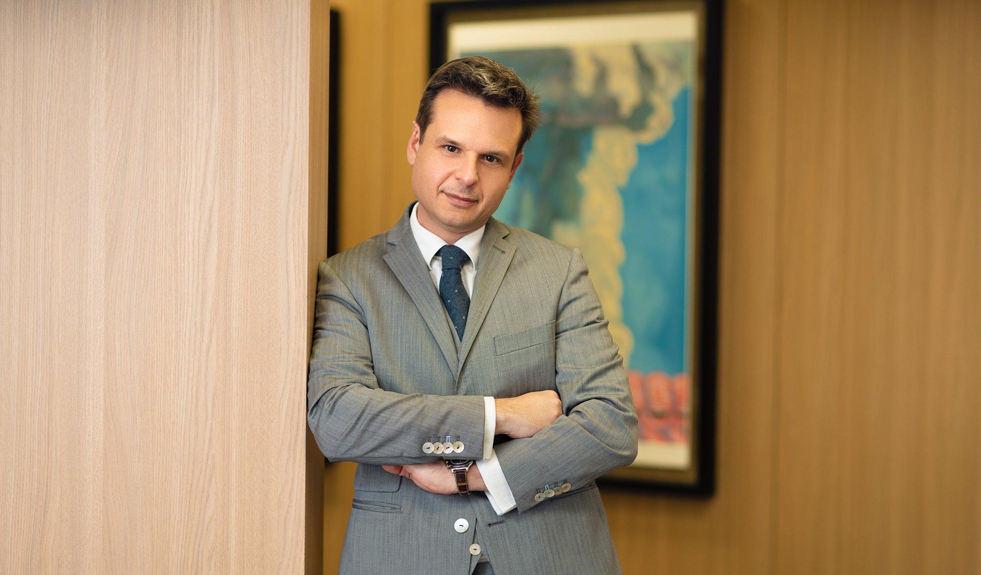 Dimitris Raptis dyrektorem generalnym (CEO) Grupy Globalworth