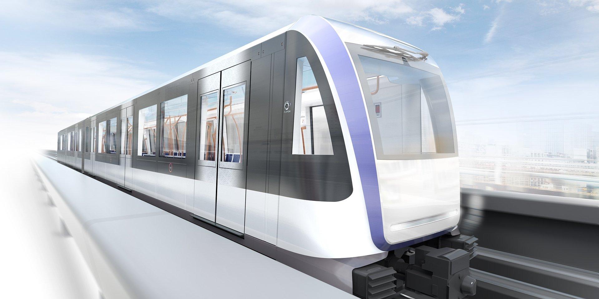 Alstom Konstal S.A. wyprodukuje w Chorzowie pociągi dla trzeciej linii metra w Tuluzie