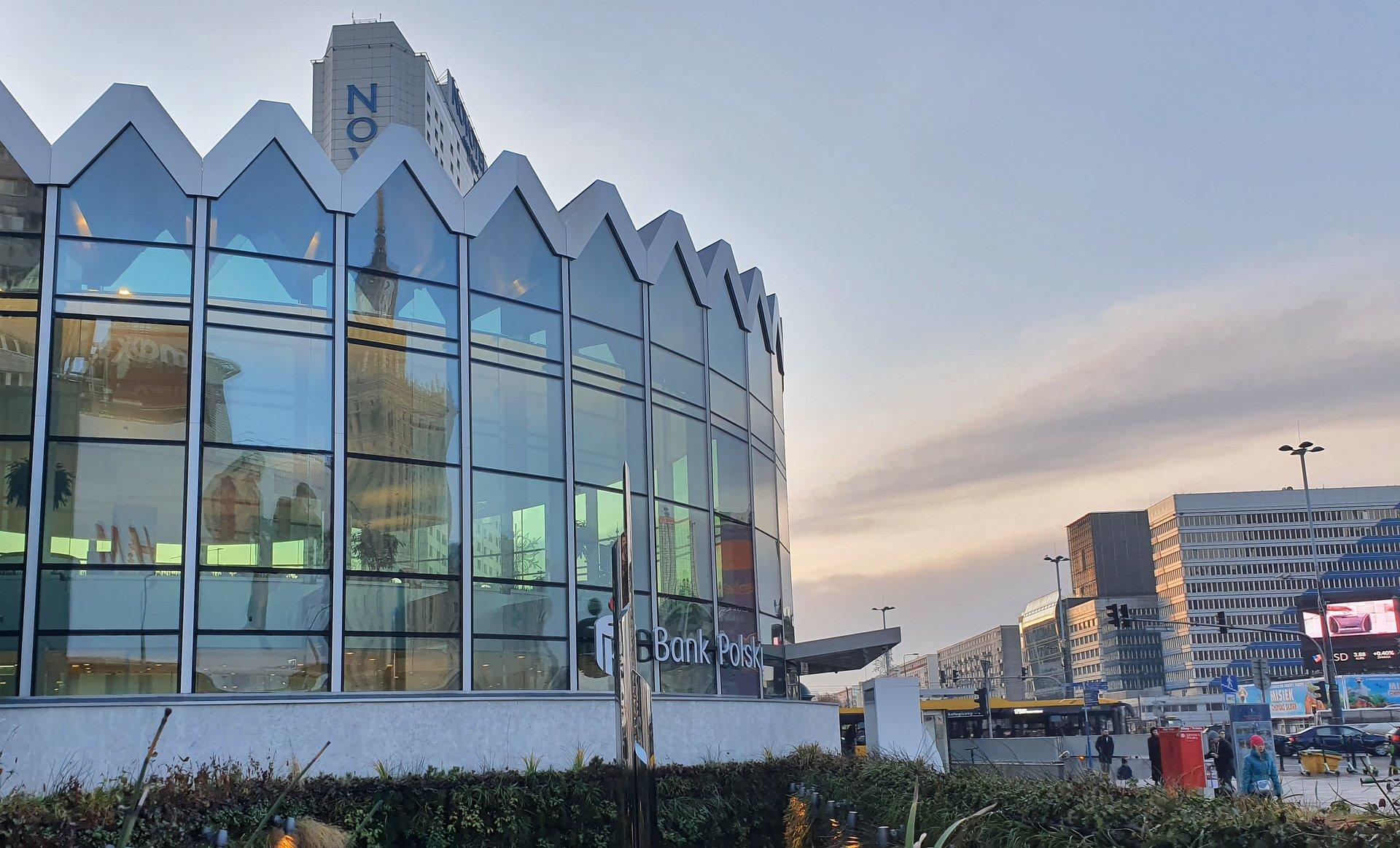 Sukces PKO Rotundy w konkursie European Property Awards 2020-2021