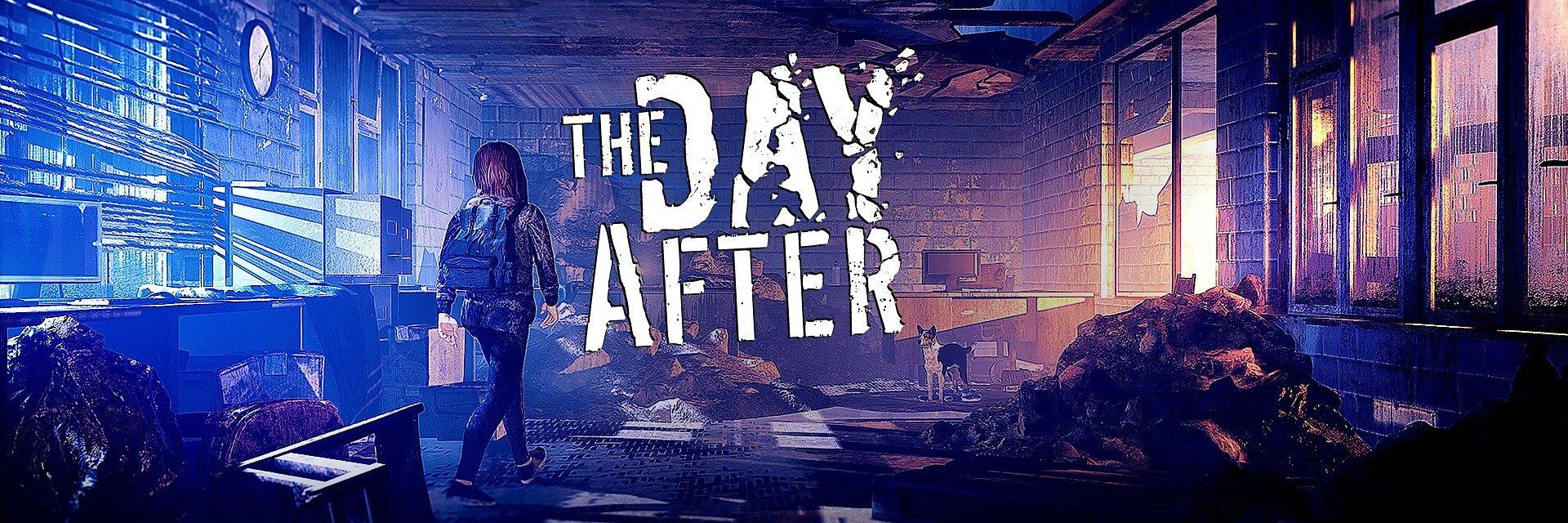 Game Island chce nas wciągnąć w postapokaliptyczny, mroczny świat w swojej najnowszej produkcji - The Day After.