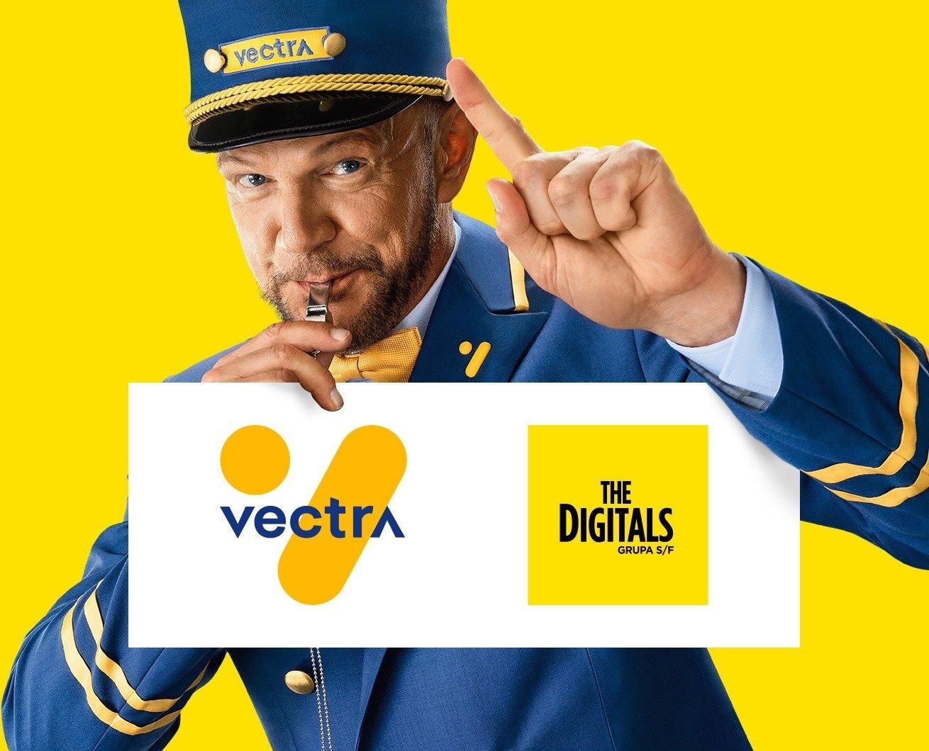 Agencja The Digitals przejmuje kompleksową obsługę kreatywną Vectry
