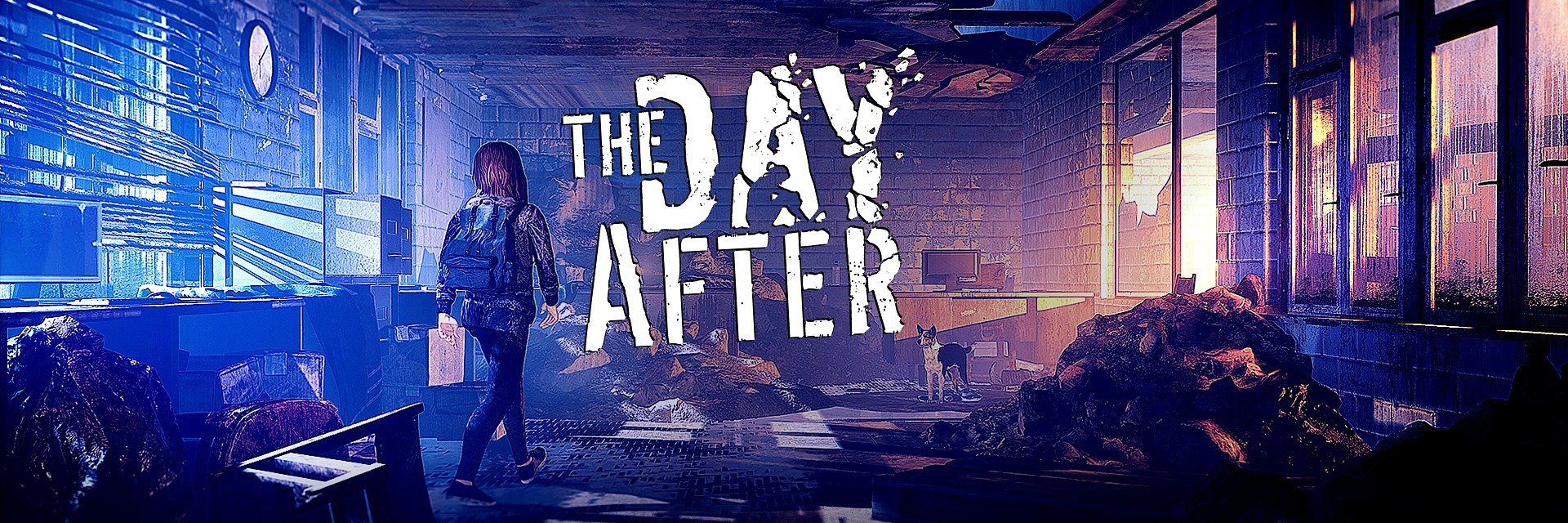 Game Island wants to drag you into a post-apocalyptic, gloomy world in its newest release - The Day After.