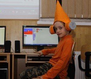 Andrzejkowy wieczór kodowania w SP w Damicach