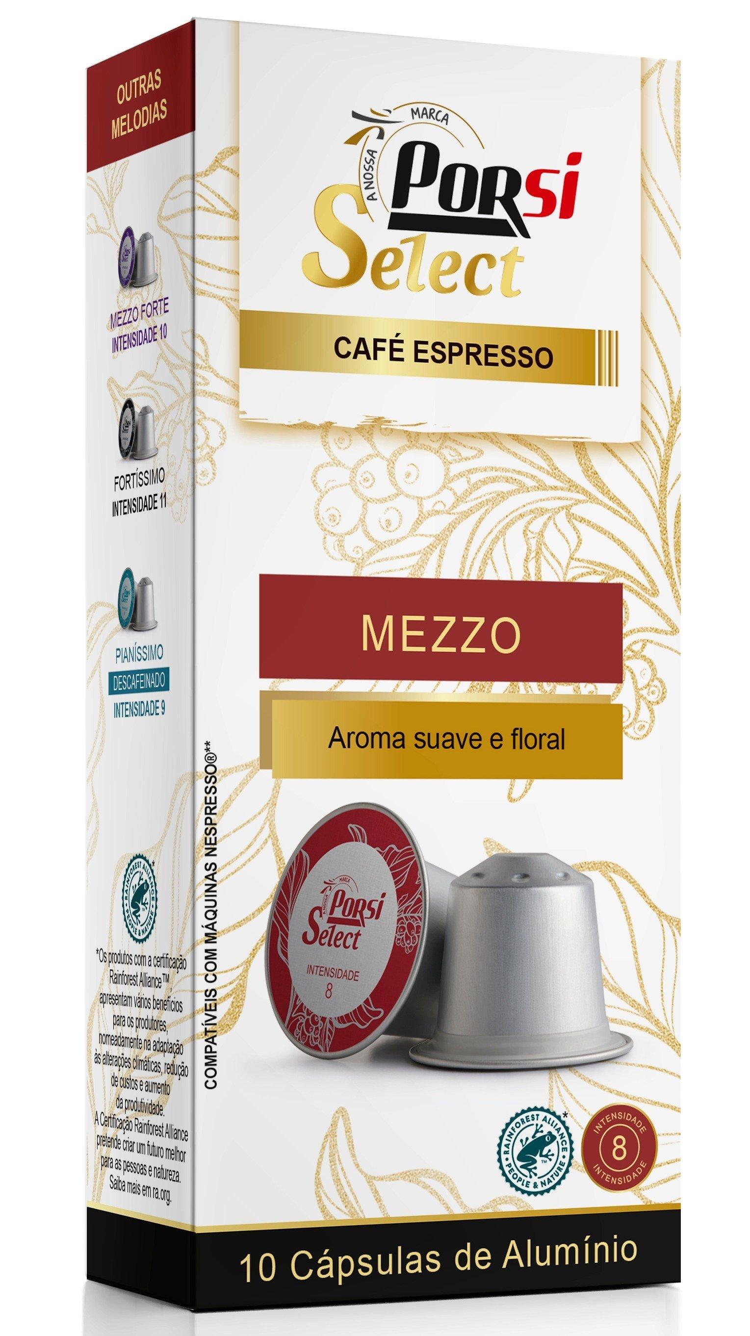 Intermarché lança gama premium de café em cápsulas de alumínio PorSi Select