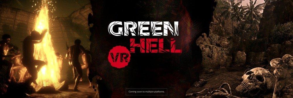Przeżyj piekło wirtualnej dżungli w Green Hell VR w 2021!