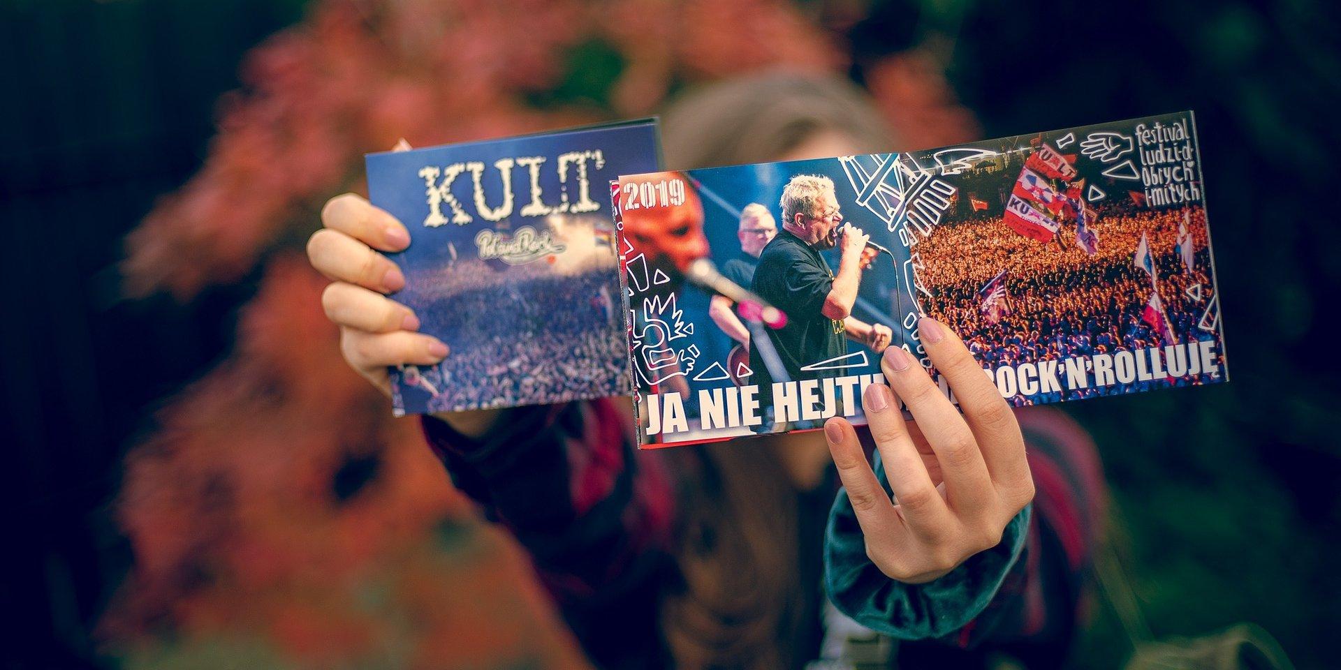 """Platynowy """"Kult"""" z Pol'and'Rock Festival"""