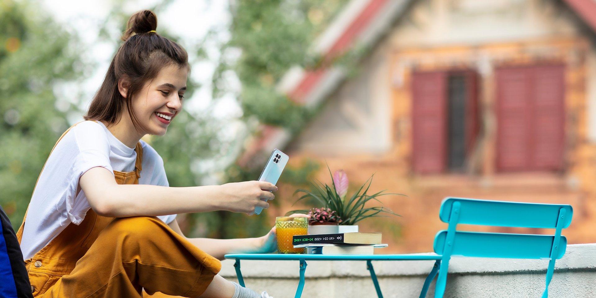 Testuj z Orange i wypróbuj smartfony OPPO z najnowszej serii Reno4