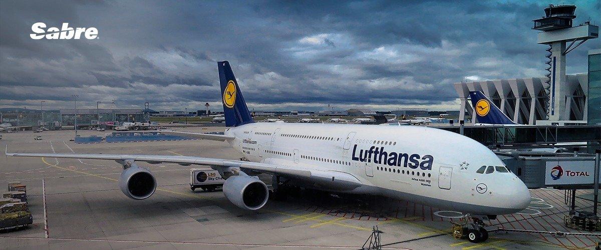 Przełom w branży lotniczej - nowa umowa dystrybucyjna pomiędzy Lufthansa Group i Sabre