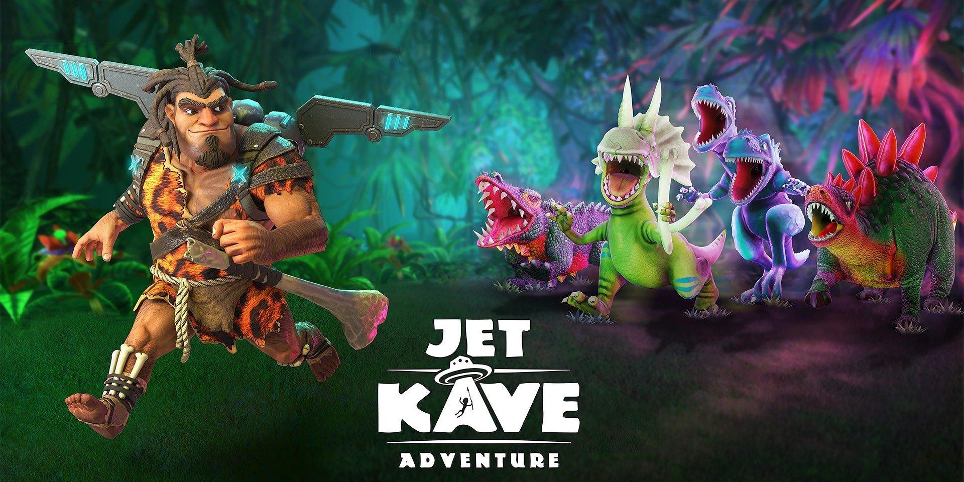 Zagraj w demo Jet Kave Adventure na Steam!