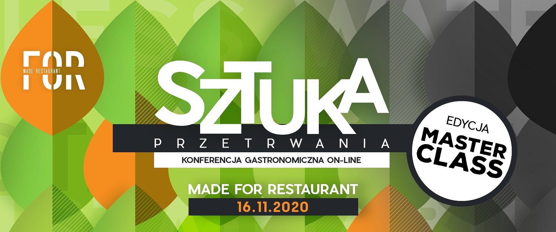 Transgourmet i Selgros Cash & Carry ponownie partnerem strategicznym Konferencji Kryzysowej Made FOR Restaurant