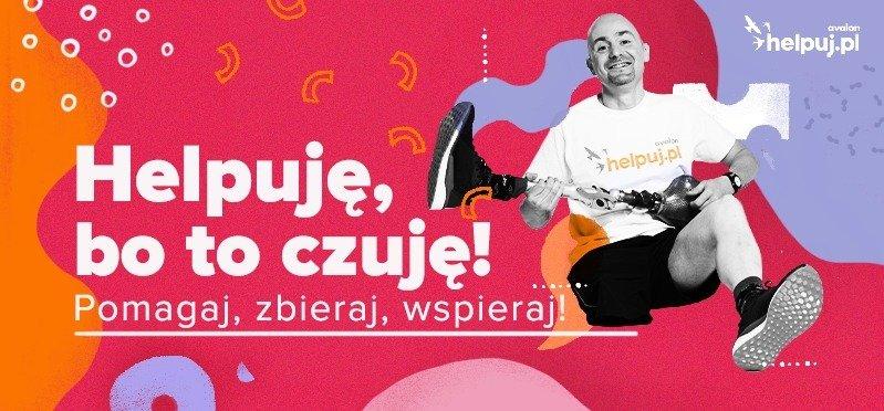 Nowa odsłona portalu zbiórkowego Helpuj.pl