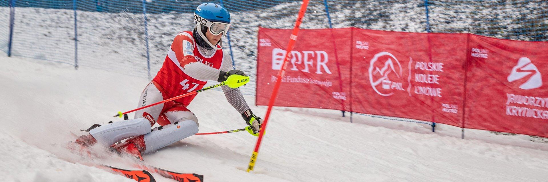 Bartłomiej Sanetra z podwójnym zwycięstwem w zawodach FIS w Szczawnicy