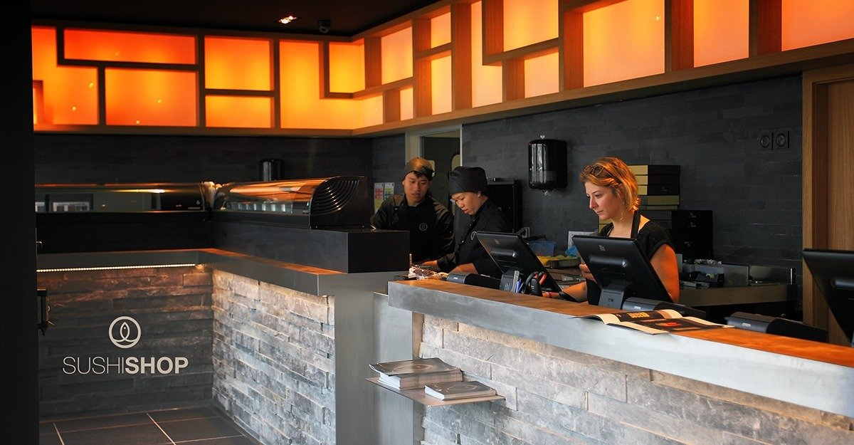 There are lots of opportunities. A look ahead at Sushi Shop's UK expansion