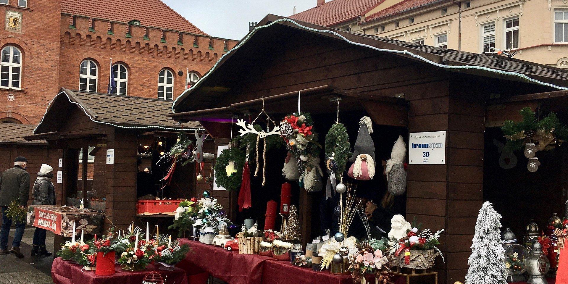 Świąteczny kiermasz w Szczecinku – bezpiecznie i spokojnie