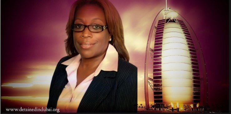 """Miami woman detained in Dubai for starting her own accountancy business """"suffered racism""""."""