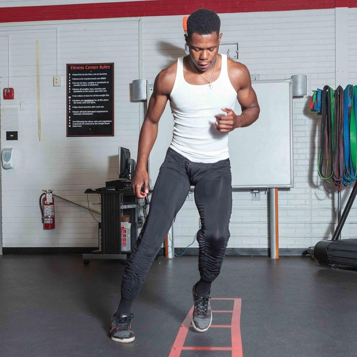 Made in St. Louis: Pants that help athletes train harder