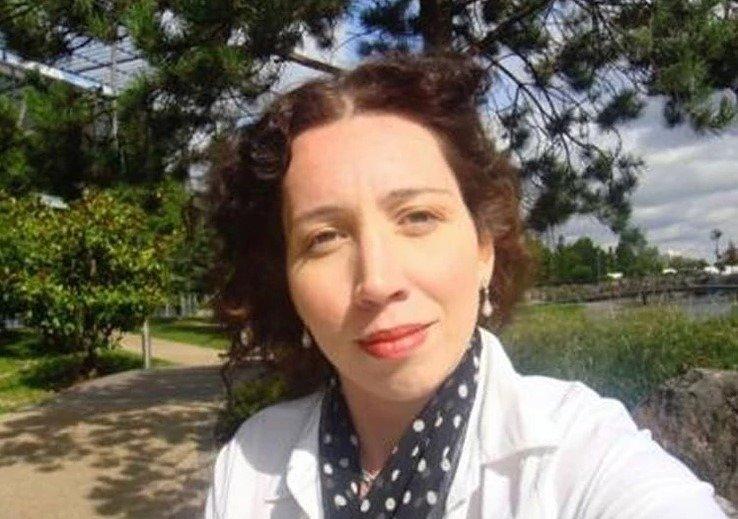 Radha Stirling lodges criminal complaint against Dubai newspaper reporter for criminal slander