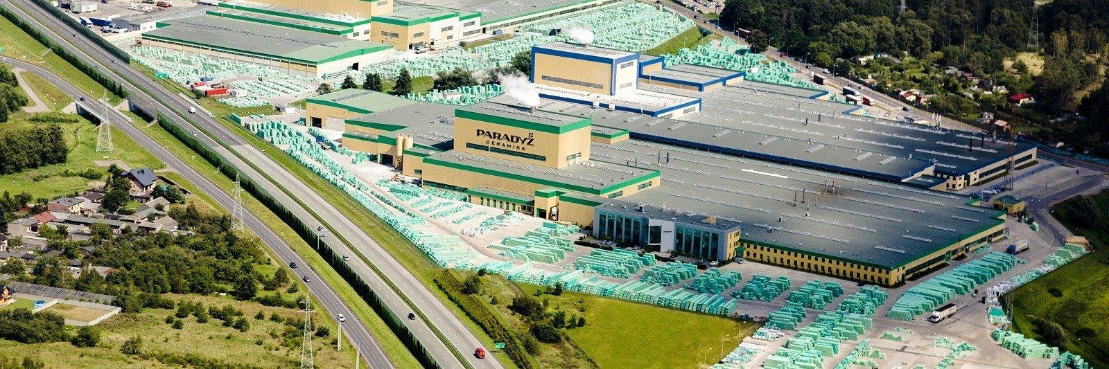 Ceramika Paradyż zainwestuje 125 mln złotych w innowacyjną na skalę światową technologię