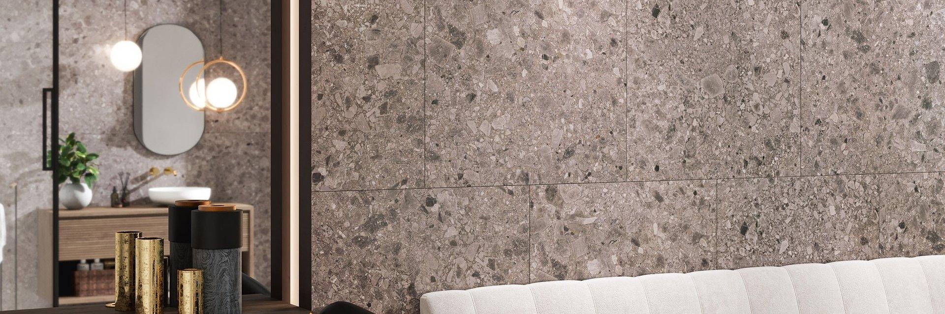 Sunnydust i Granddust – nowe oblicze betonu w kolekcjach Ceramiki Paradyż