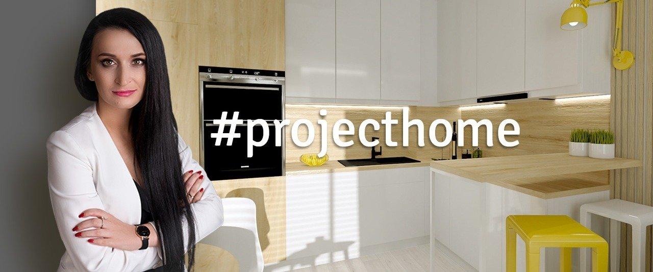 Projekt wnętrza bez wychodzenia z domu. Ruszył program #Projecthome