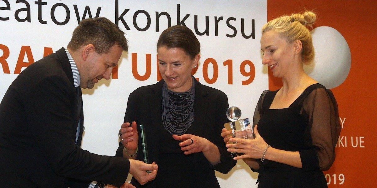 Kolekcja Urban Colours nagrodzona w konkursie Perły Ceramiki UE 2019