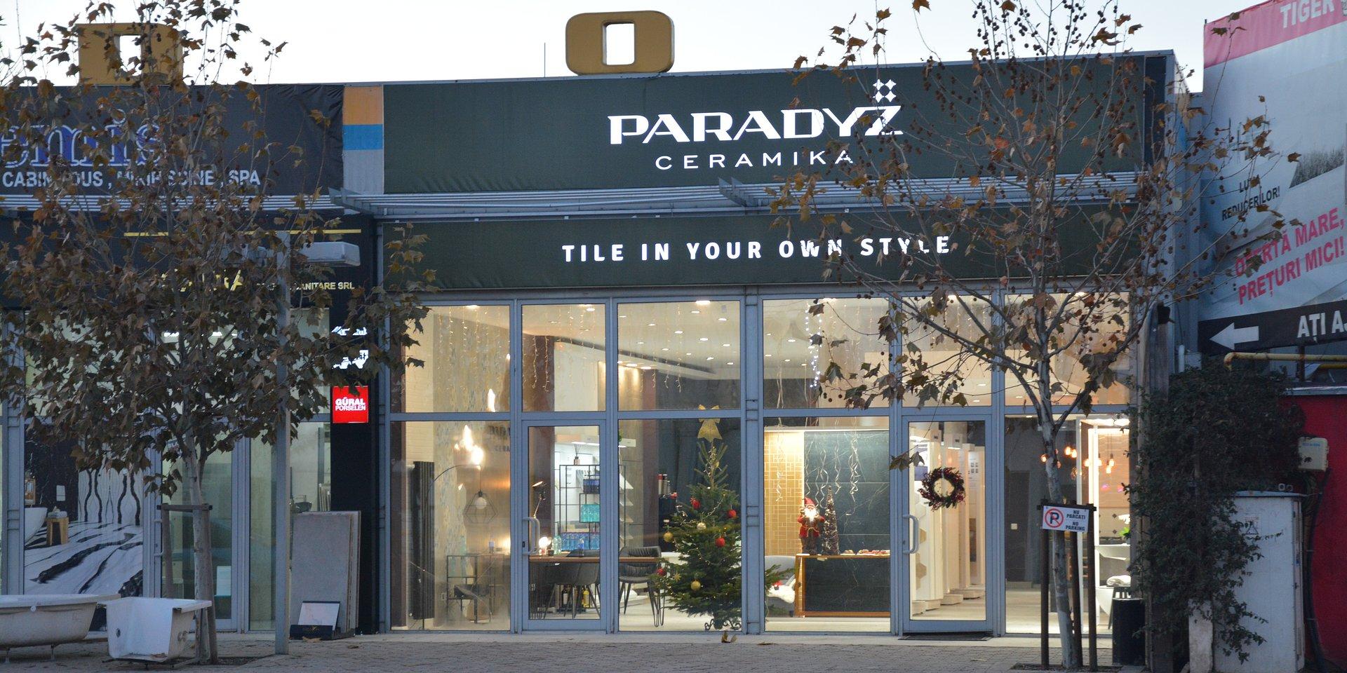 Ceramika Paradyż otworzyła pierwszy monobrandowy salon w Rumunii