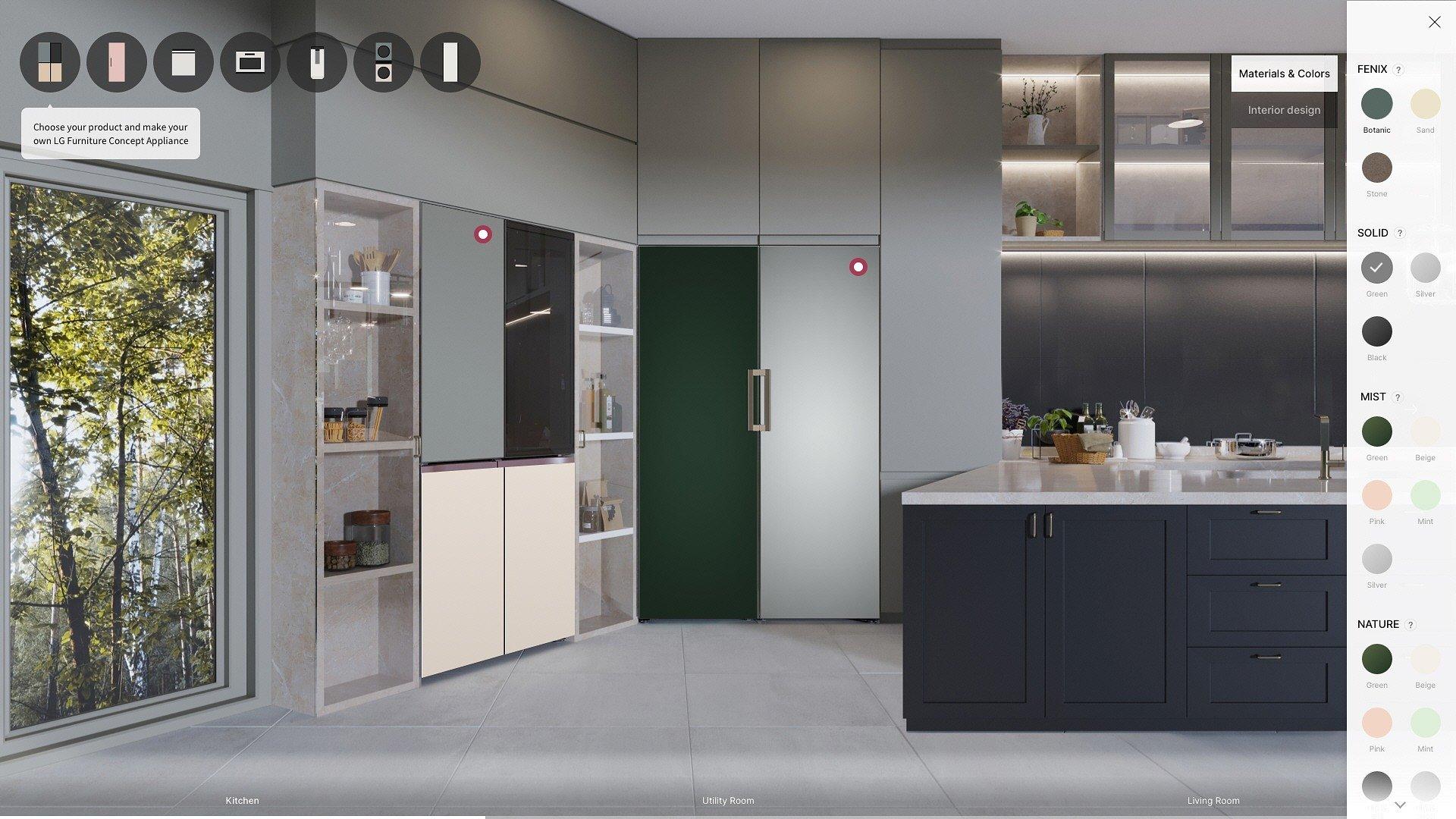 CES 2021: LG wprowadza nową linię designerskich urządzeń AGD