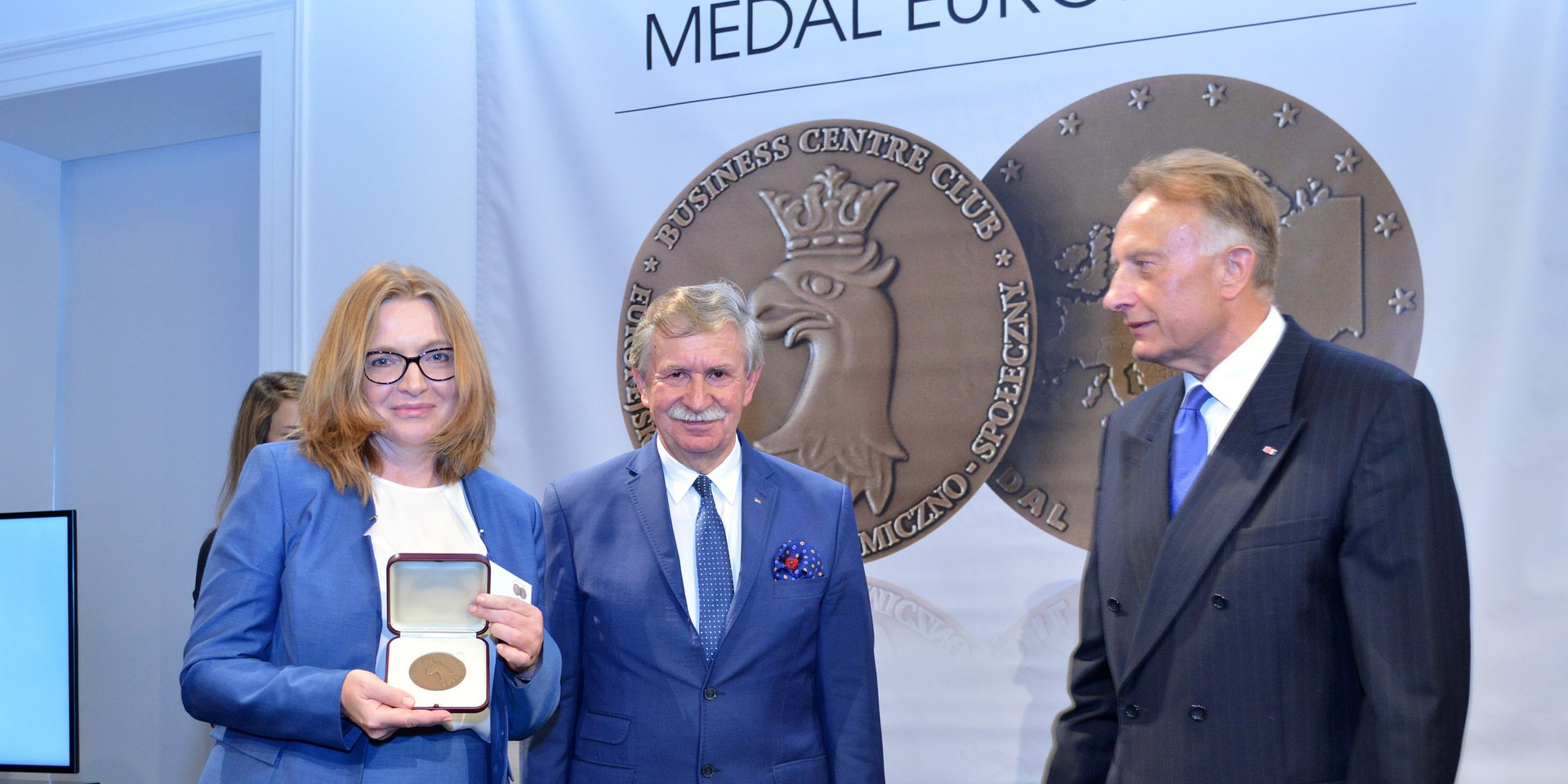 Medal Europejski dla Ceramiki Paradyż