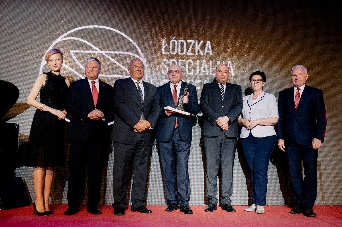 Specjalna Nagroda Grohmana dla Ceramiki Paradyż z okazji 20-lecia Łódzkiej Specjalnej Strefy Ekonomicznej