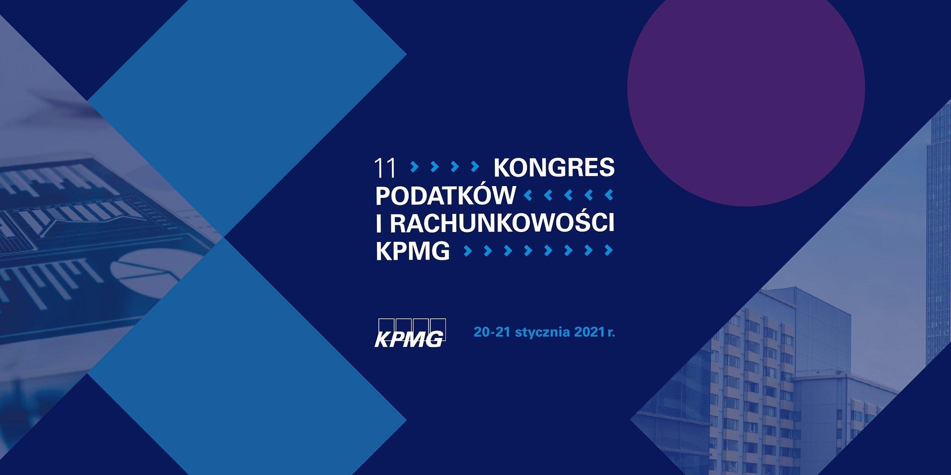ACCA Polska Patronem 11. edycji Kongresu Podatków i Rachunkowości KPMG