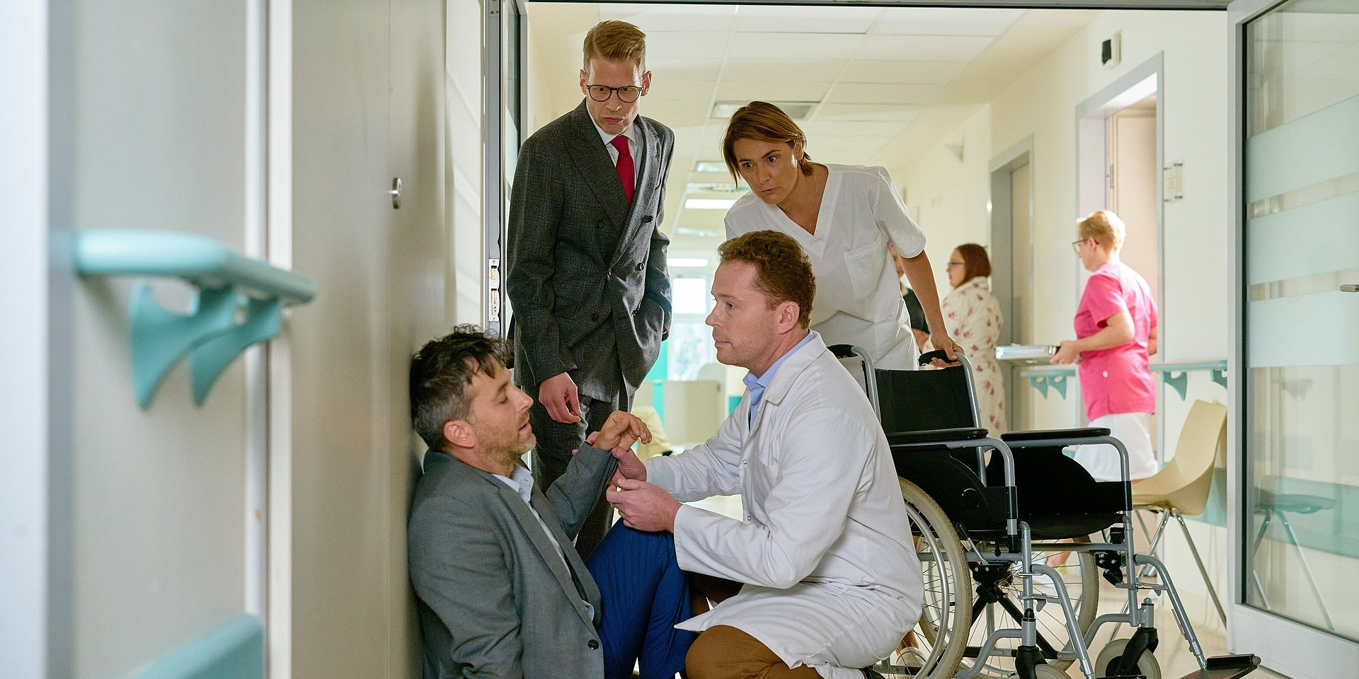 BrzydUla: Marek wypisuje się ze szpitala!