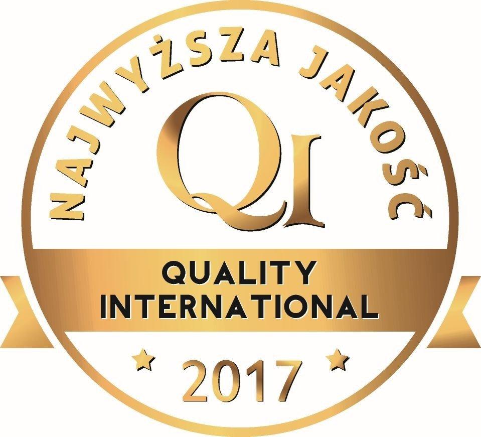 Jakość na miarę złota. Złote Godło Quality International dla Ceramiki Paradyż