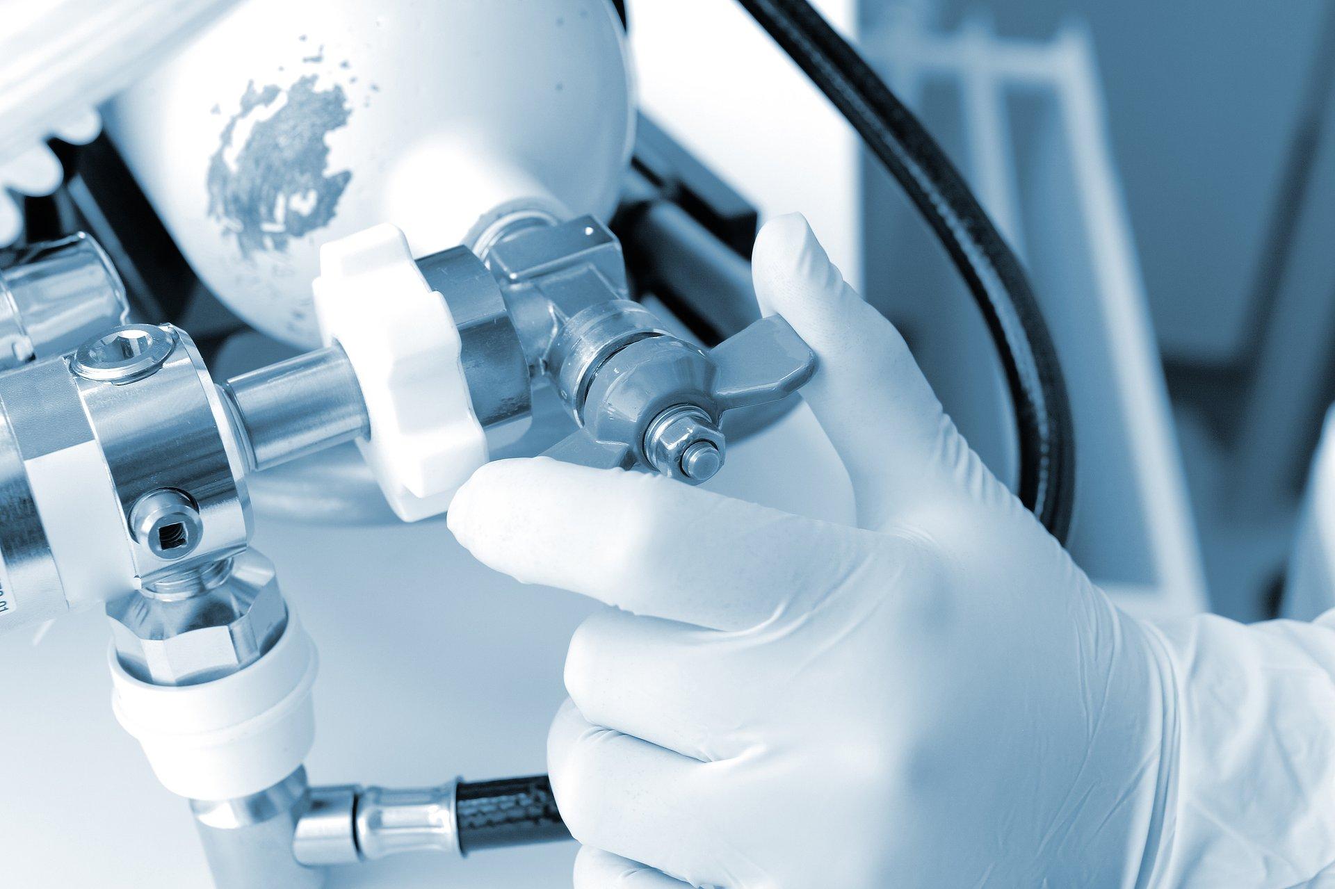 Tlen medyczny Air Products wycofany z obrotu