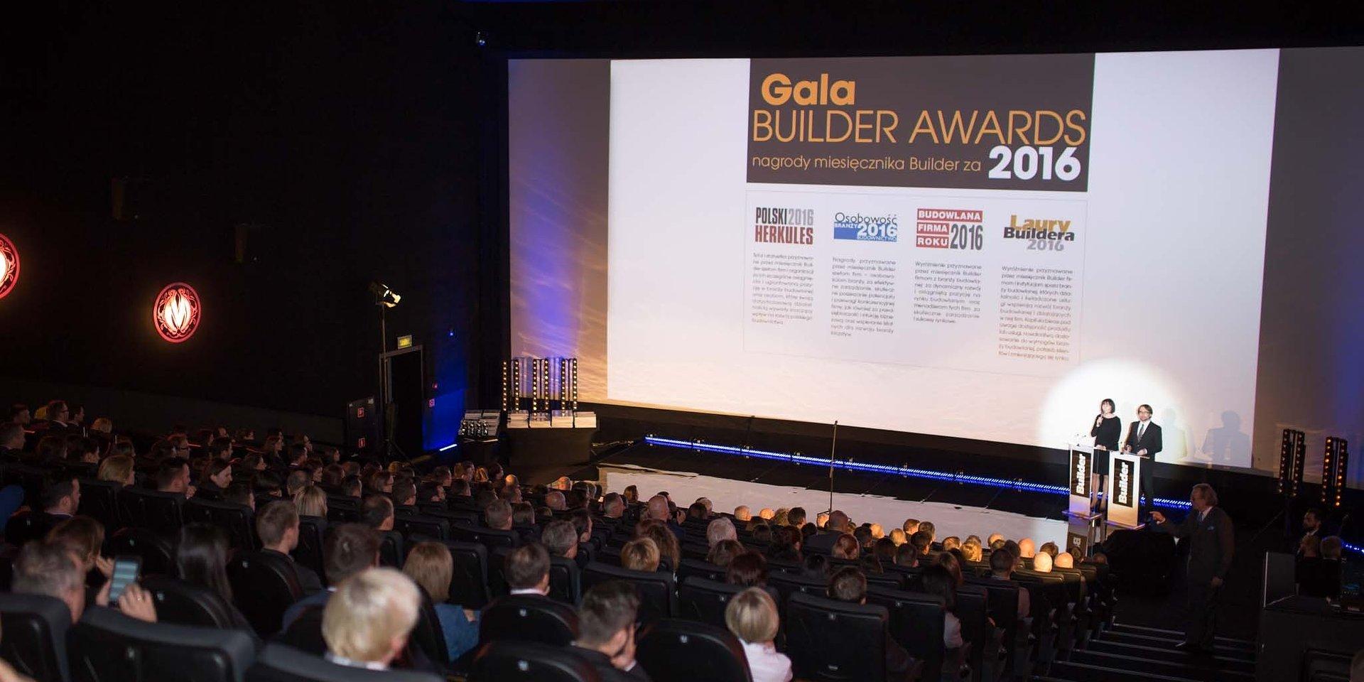 Prestiżowe nagrody Builder Awards dla Ceramiki Paradyż